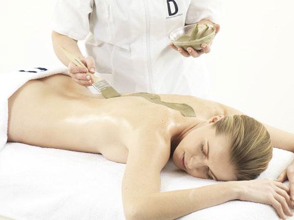 fanghi schiena trattamento dermophisiologique